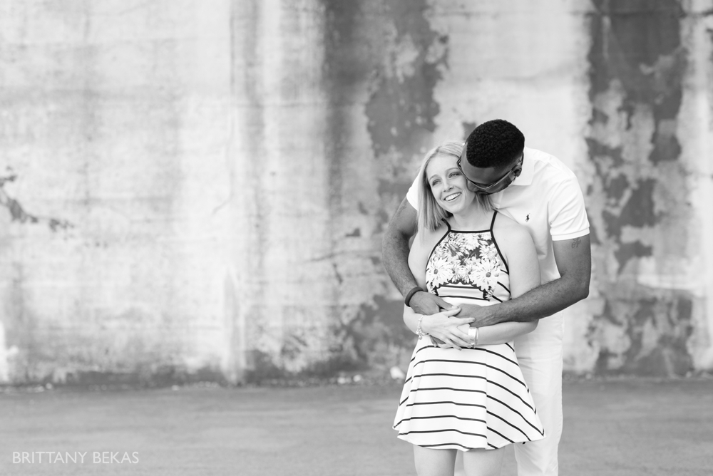Chicago Engagement Kinzie Street Bridge Photos - Brittany Bekas Photography_0001
