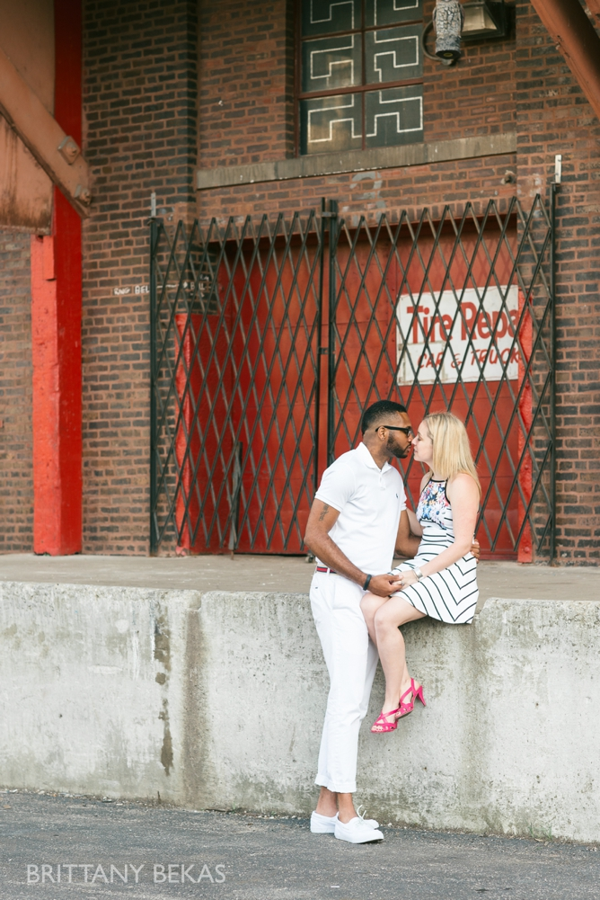 Chicago Engagement Kinzie Street Bridge Photos - Brittany Bekas Photography_0008