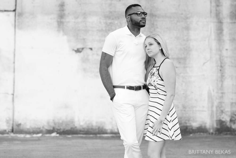 Chicago Engagement Kinzie Street Bridge Photos - Brittany Bekas Photography_0011