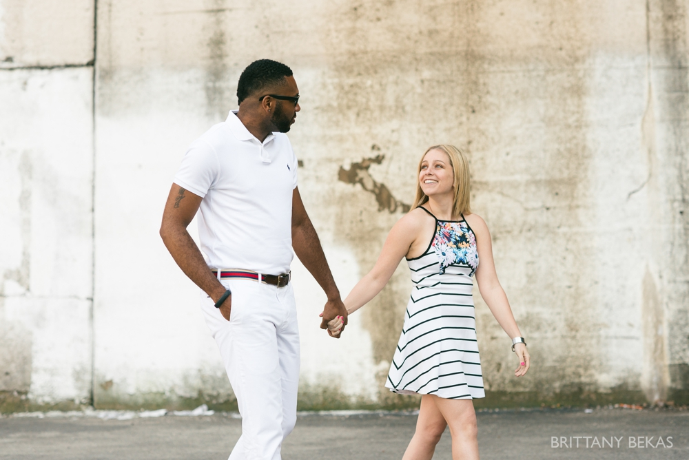 Chicago Engagement Kinzie Street Bridge Photos - Brittany Bekas Photography_0014