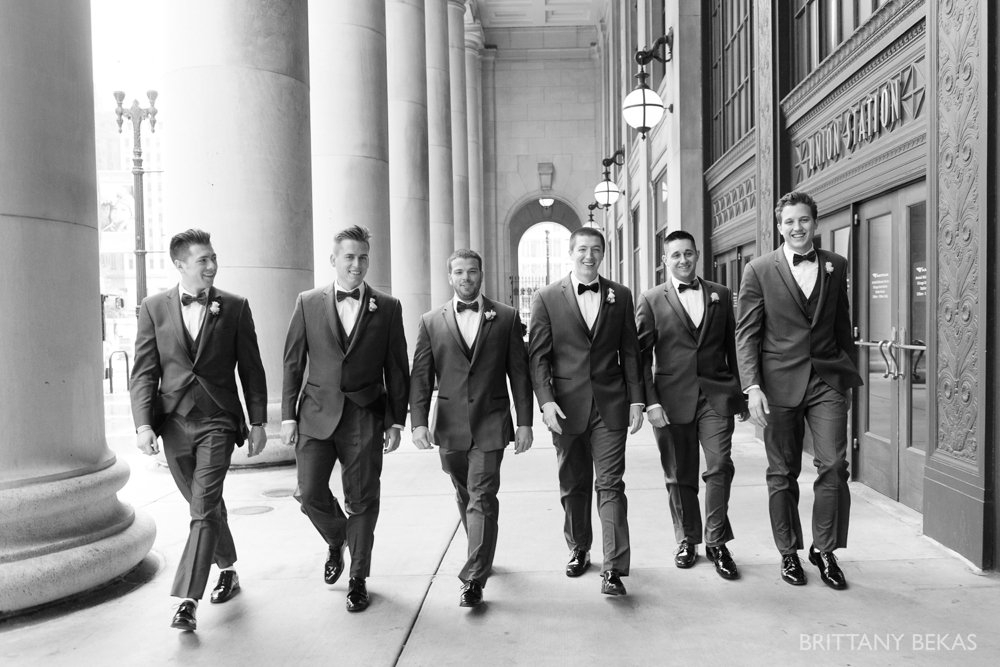 Chicago Wedding Photos Loft on Lake Wedding - Brittany Bekas Photography_0006