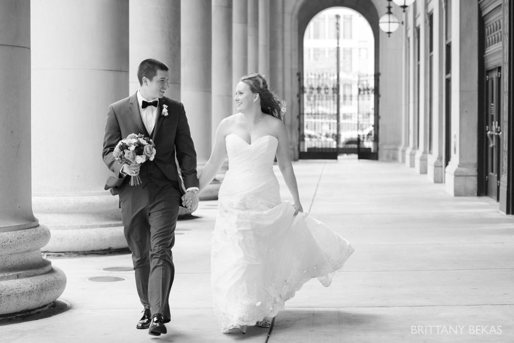 Chicago Wedding Photos Loft on Lake Wedding - Brittany Bekas Photography_0016