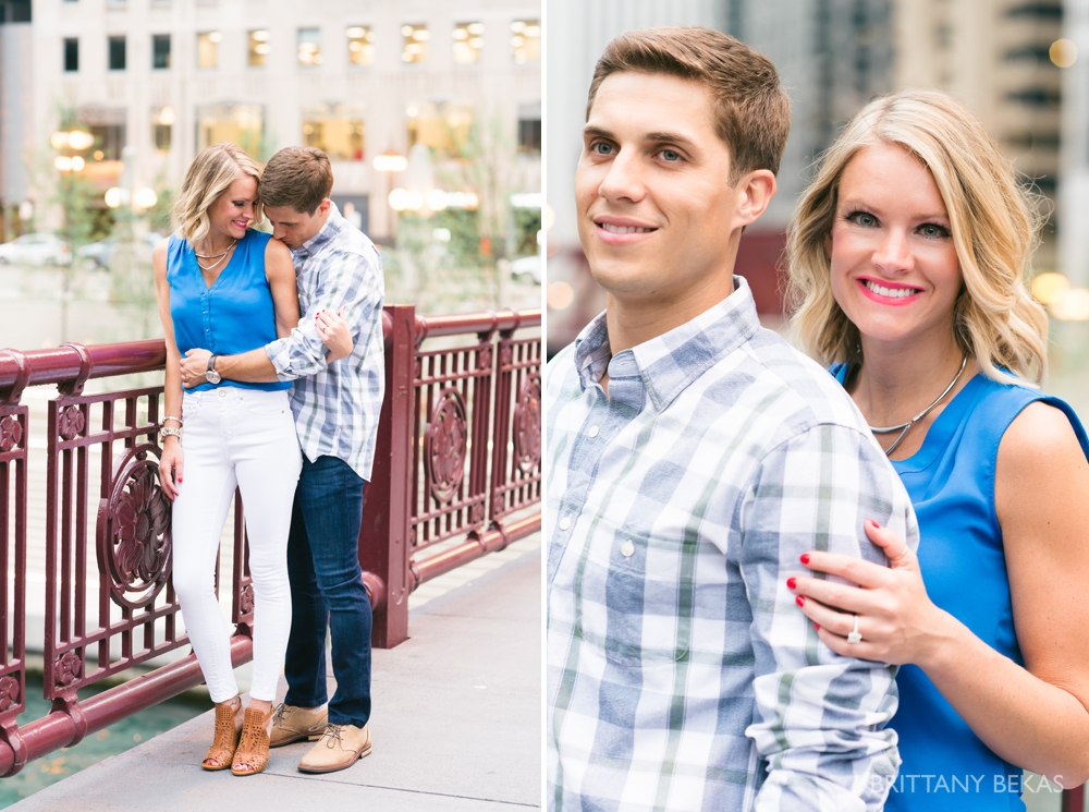 Chicago Engagement - Chicago Board of Trade Engagement Photos - Brittany Bekas Photography_0011
