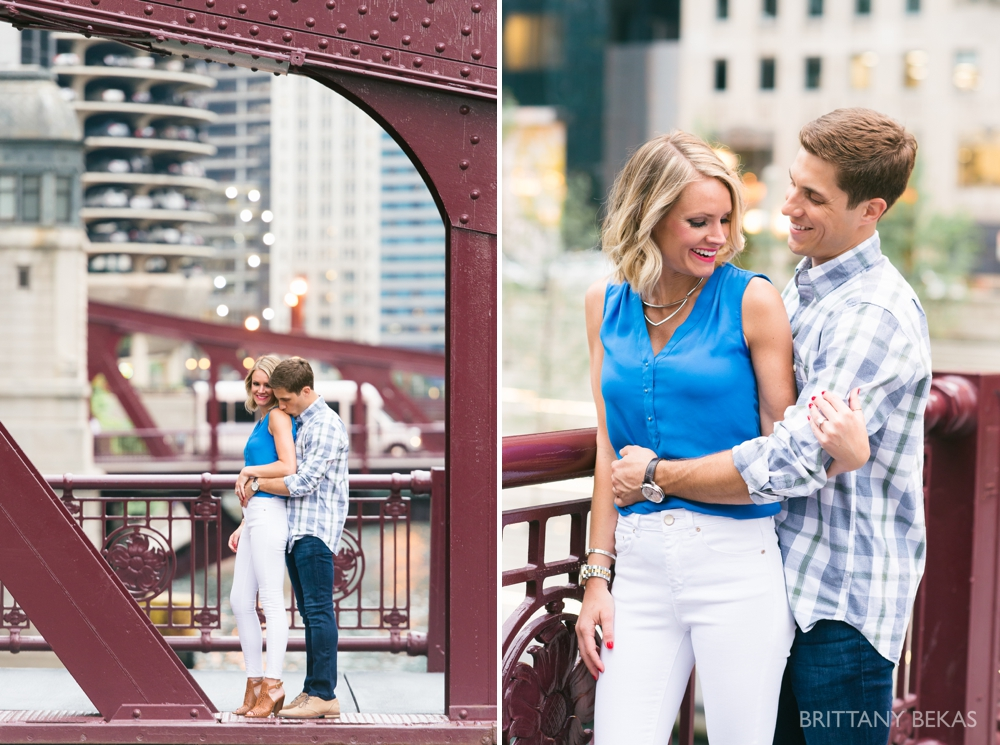 Chicago Engagement - Chicago Board of Trade Engagement Photos - Brittany Bekas Photography_0012