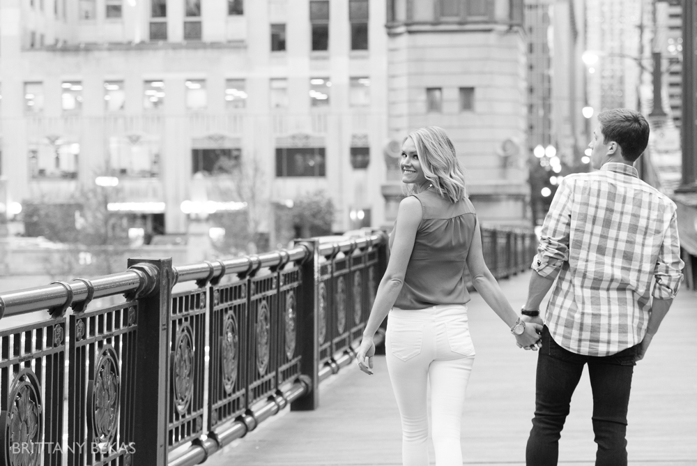 Chicago Engagement - Chicago Board of Trade Engagement Photos - Brittany Bekas Photography_0014