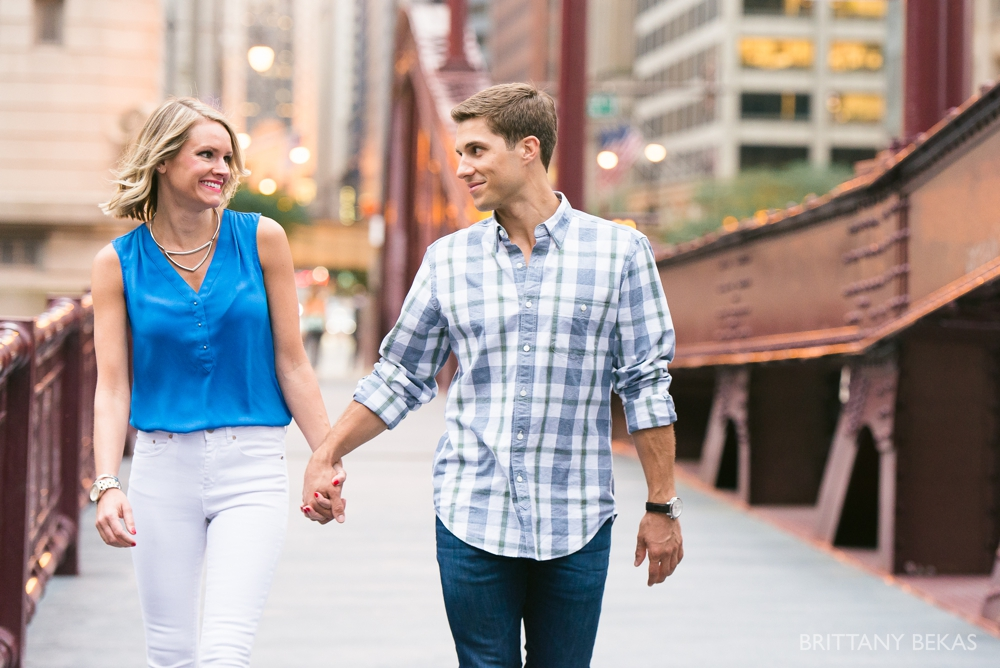Chicago Engagement - Chicago Board of Trade Engagement Photos - Brittany Bekas Photography_0015