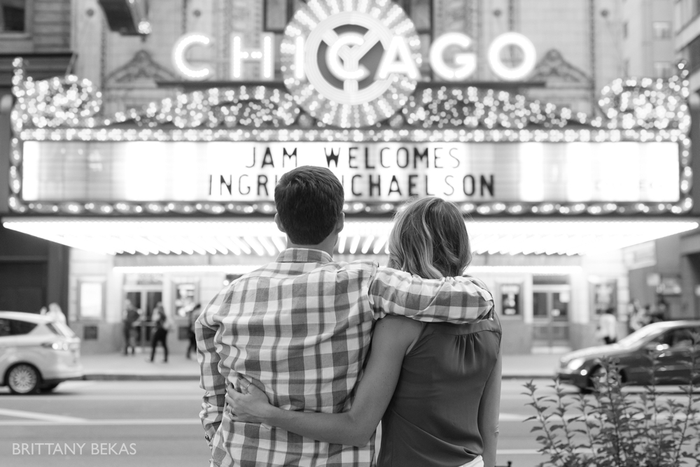 Chicago Engagement - Chicago Board of Trade Engagement Photos - Brittany Bekas Photography_0016
