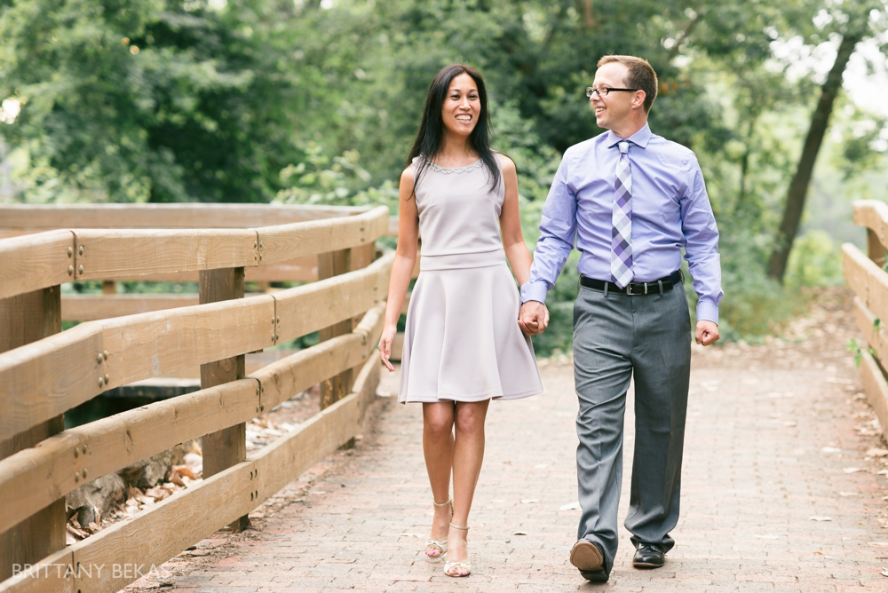 Chicago Wedding Photographer - Graue Mill Engagement Photos - Brittany Bekas Photography_0003