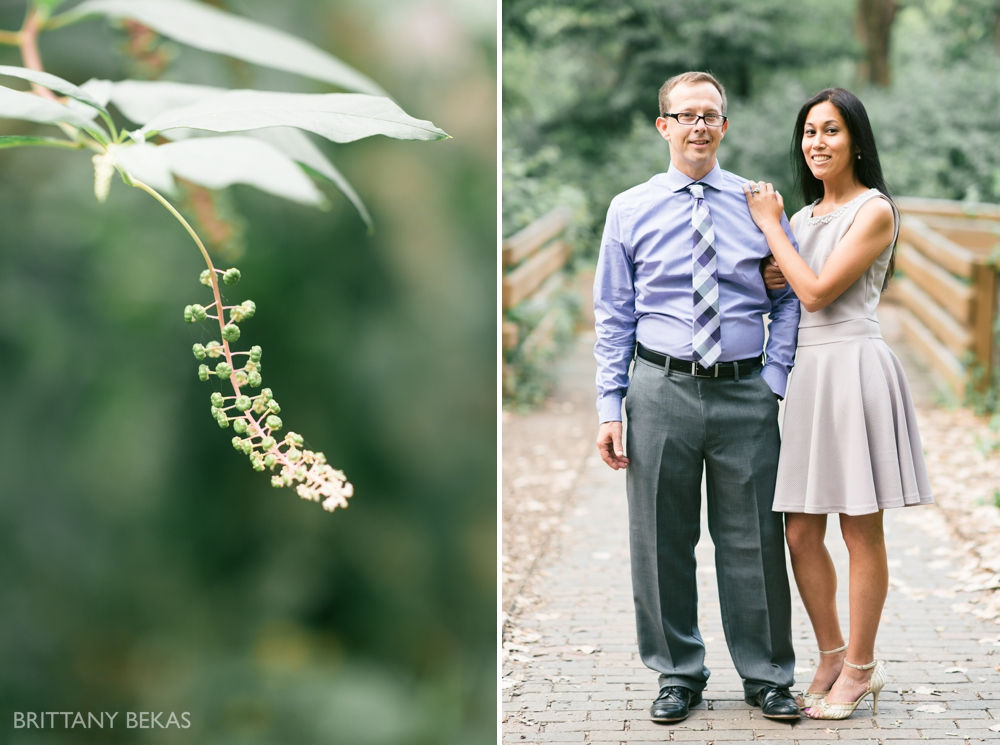 Chicago Wedding Photographer - Graue Mill Engagement Photos - Brittany Bekas Photography_0004