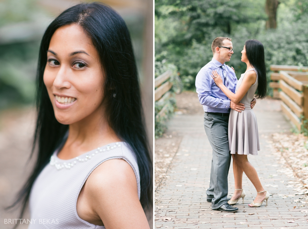 Chicago Wedding Photographer - Graue Mill Engagement Photos - Brittany Bekas Photography_0006