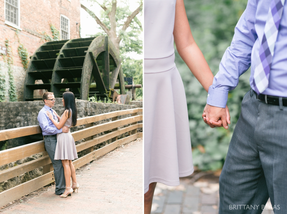 Chicago Wedding Photographer - Graue Mill Engagement Photos - Brittany Bekas Photography_0007