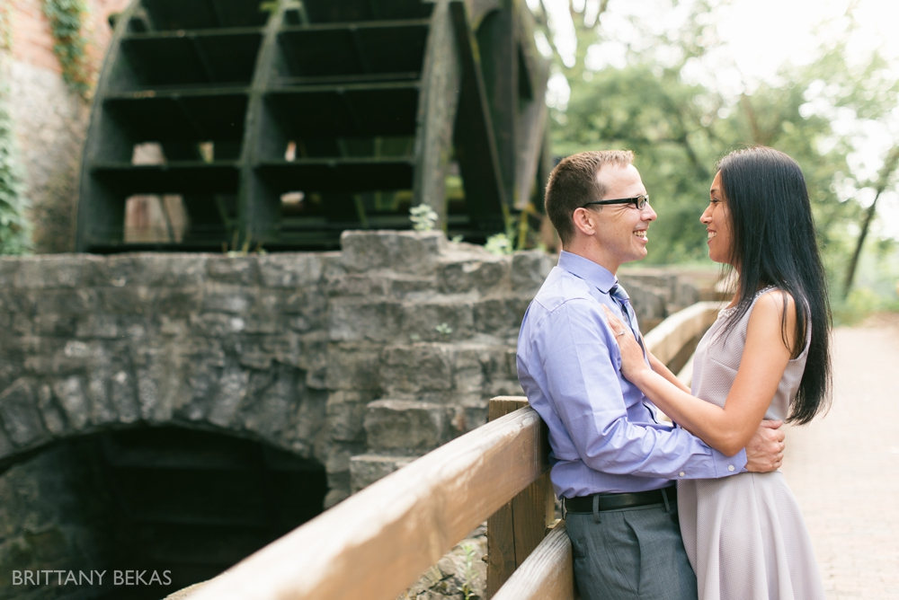 Chicago Wedding Photographer - Graue Mill Engagement Photos - Brittany Bekas Photography_0010