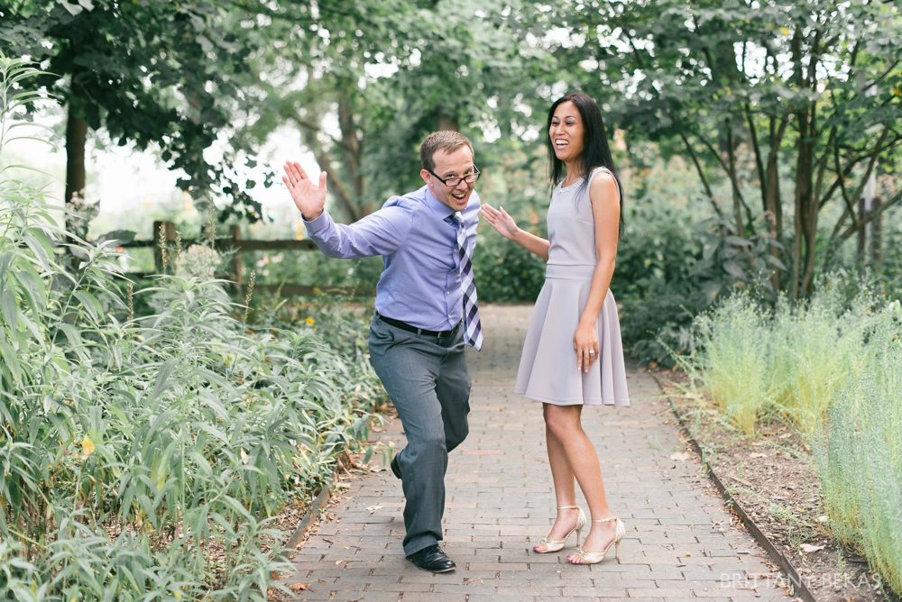 Chicago Wedding Photographer - Graue Mill Engagement Photos - Brittany Bekas Photography_0013