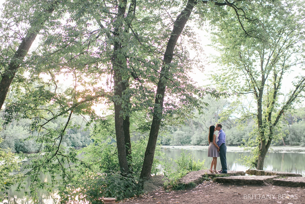 Chicago Wedding Photographer - Graue Mill Engagement Photos - Brittany Bekas Photography_0015