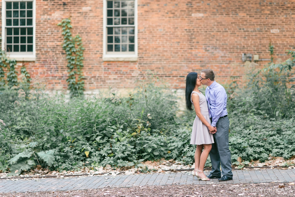Chicago Wedding Photographer - Graue Mill Engagement Photos - Brittany Bekas Photography_0017