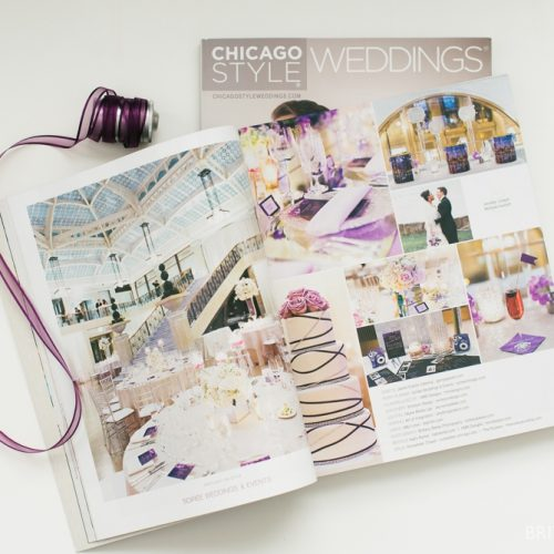FEATURED : CHICAGO STYLE WEDDINGS