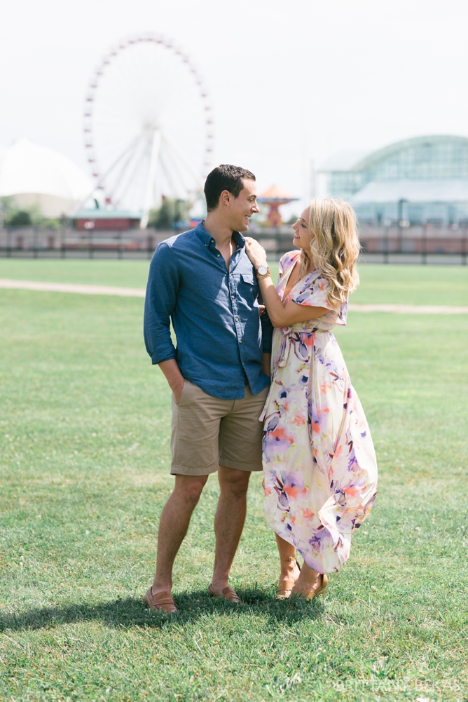 Chicago Proposal Photography - Chicago Engagement Photos_0012