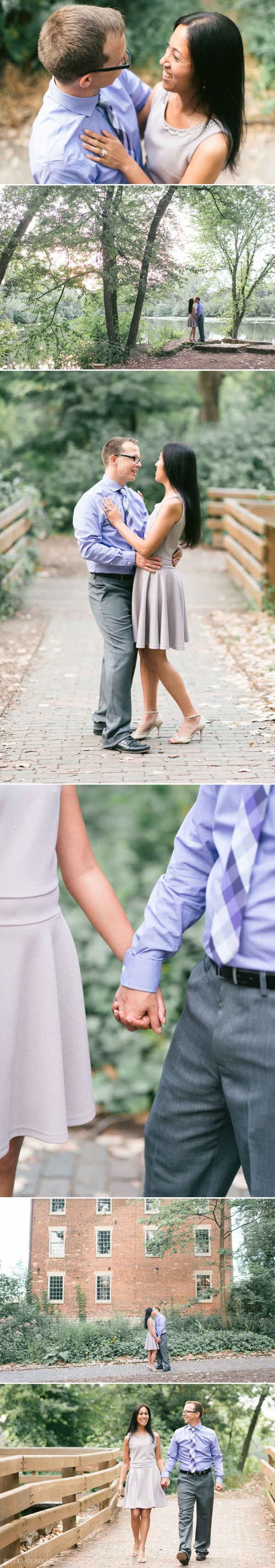 Chicago Wedding Photographer - Graue Mill Engagement Photos - Brittany Bekas Photography_0021