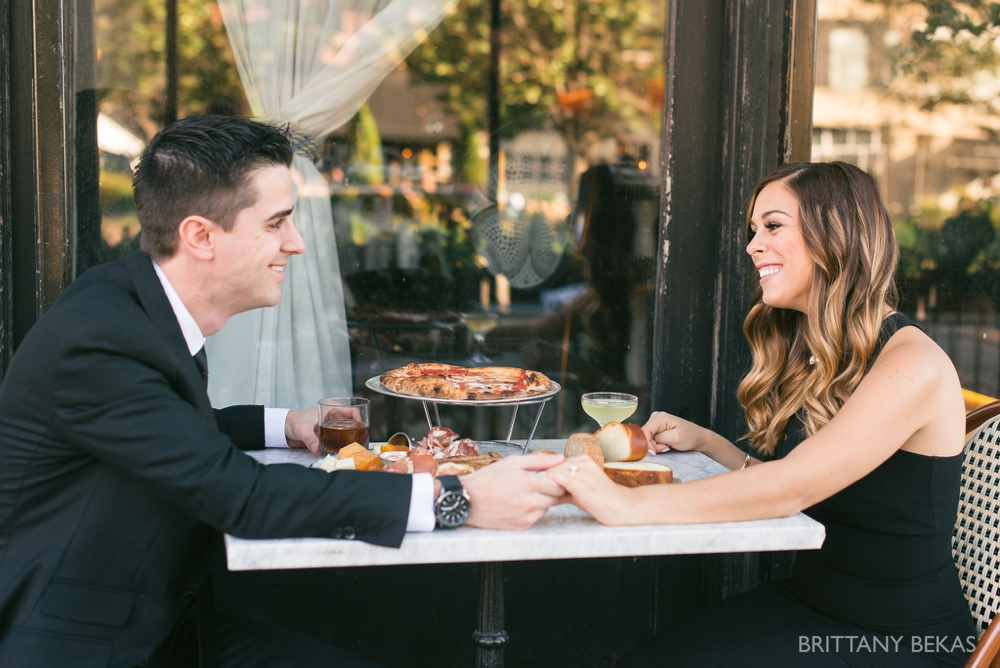 Chicago Engagement - Gold Coast + Nellcote Engagement Photos_0004
