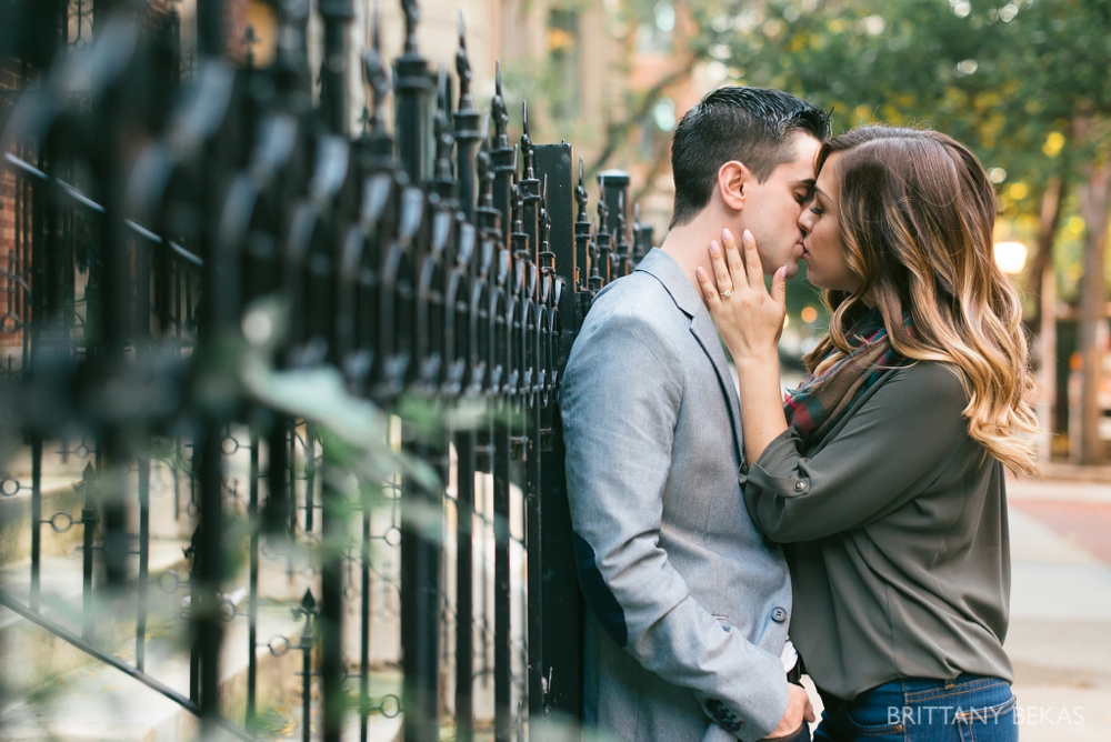 Chicago Engagement - Gold Coast + Nellcote Engagement Photos_0017