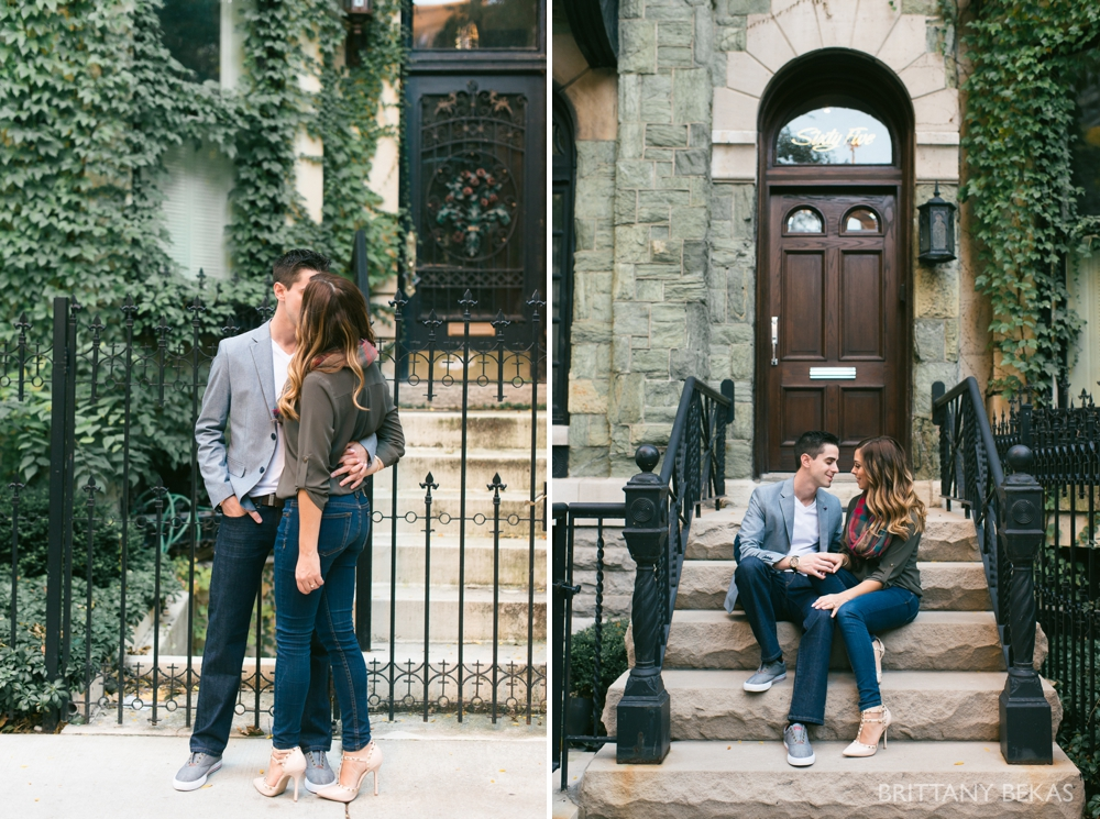 Chicago Engagement - Gold Coast + Nellcote Engagement Photos_0019