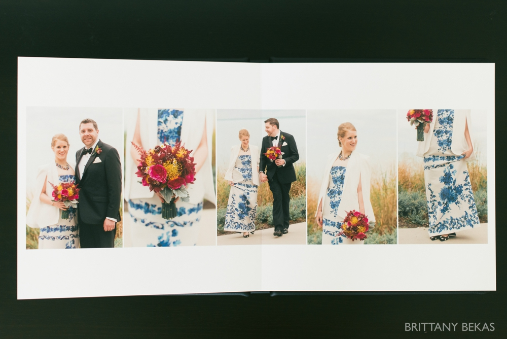 Chicago Wedding Albums - Brittany Bekas Photography_3