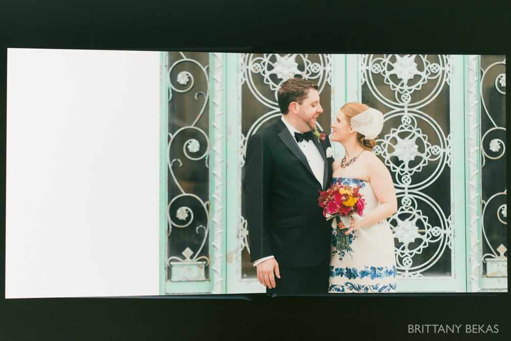 Chicago Wedding Albums - Brittany Bekas Photography_5