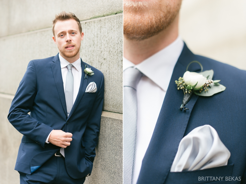 Chicago Wedding - Chicago Courthouse + Chicago Loft Wedding Photos_0001