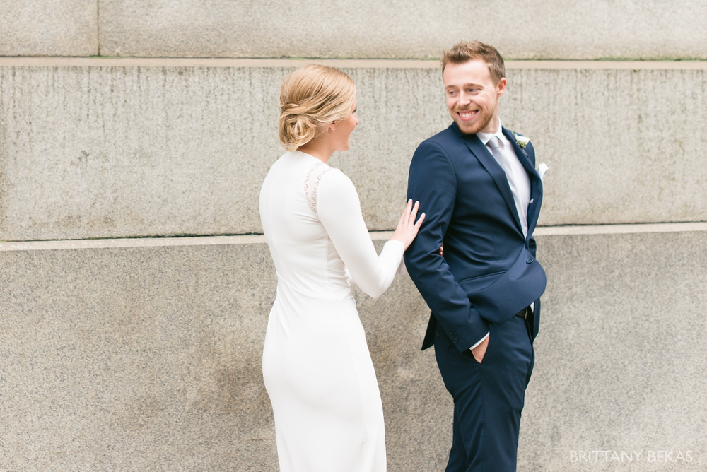 Chicago Wedding - Chicago Courthouse + Chicago Loft Wedding Photos_0002