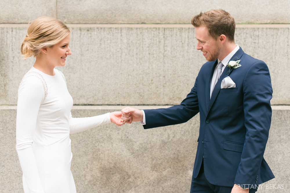 Chicago Wedding - Chicago Courthouse + Chicago Loft Wedding Photos_0004
