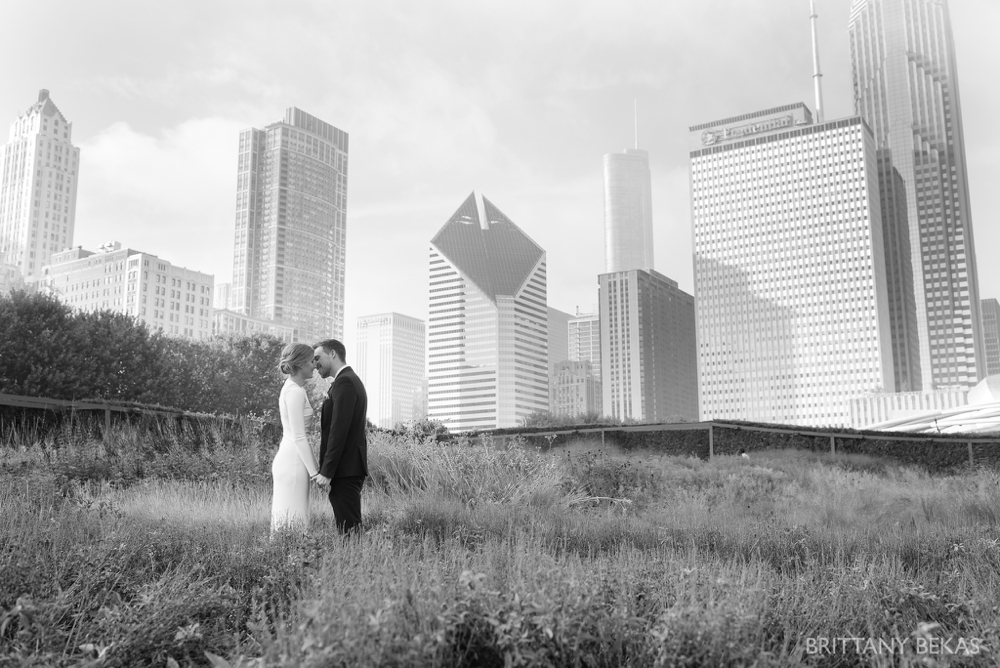 Chicago Wedding - Chicago Courthouse + Chicago Loft Wedding Photos_0016