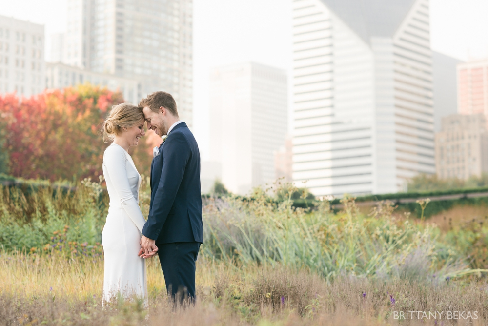 Chicago Wedding - Chicago Courthouse + Chicago Loft Wedding Photos_0017