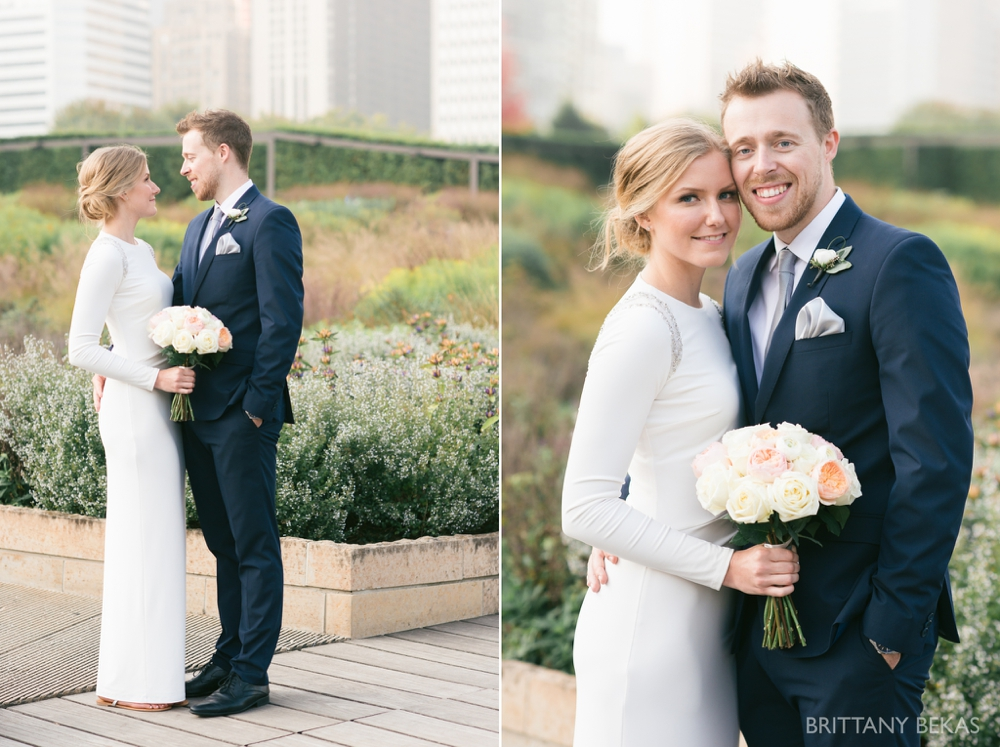 Chicago Wedding - Chicago Courthouse + Chicago Loft Wedding Photos_0018