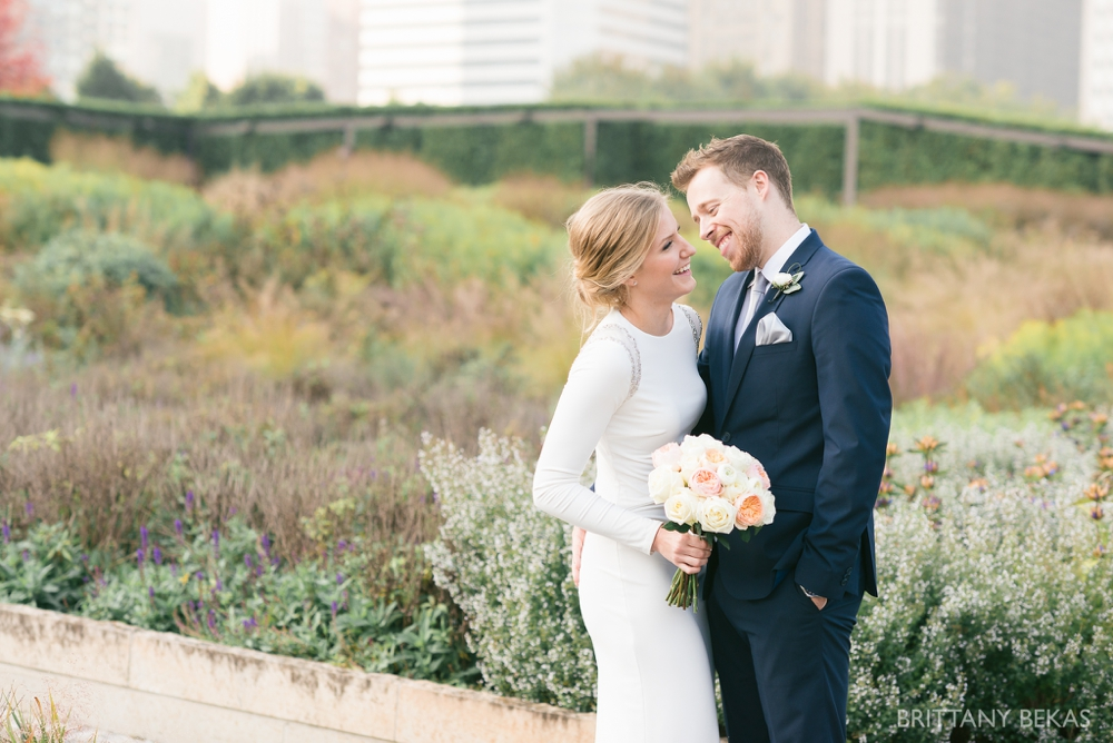 Chicago Wedding - Chicago Courthouse + Chicago Loft Wedding Photos_0019