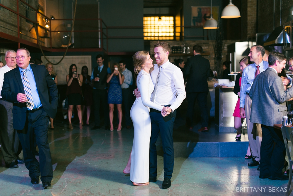 Chicago Wedding - Chicago Courthouse + Chicago Loft Wedding Photos_0046