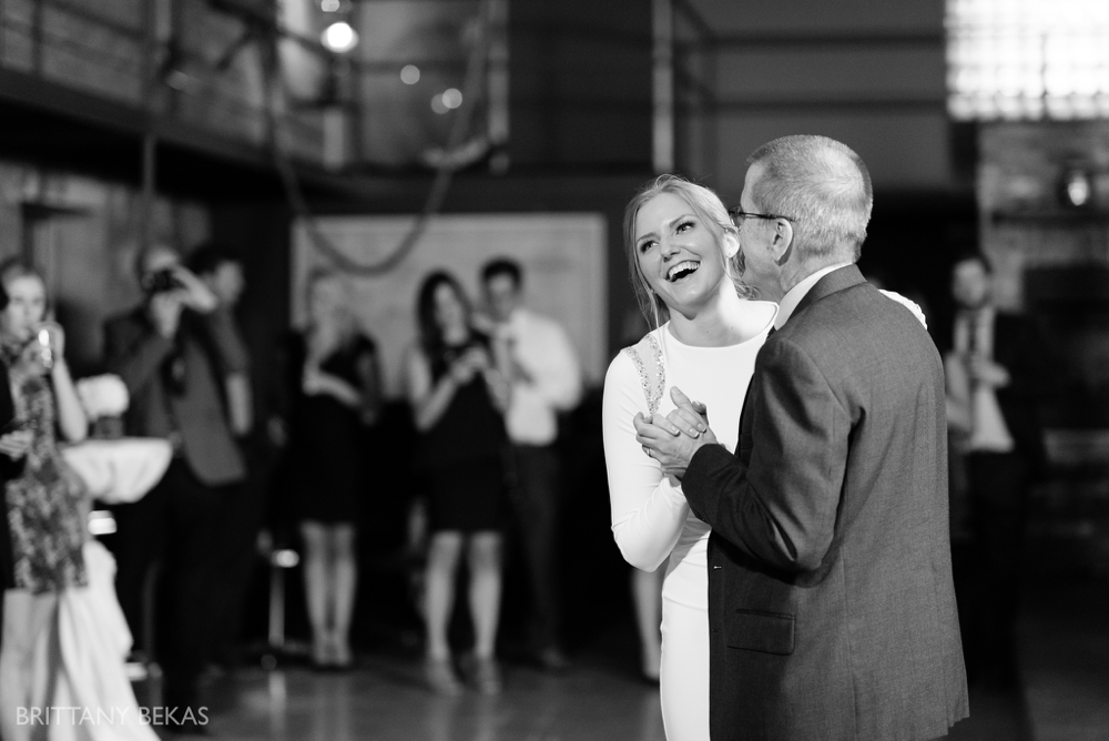Chicago Wedding - Chicago Courthouse + Chicago Loft Wedding Photos_0050