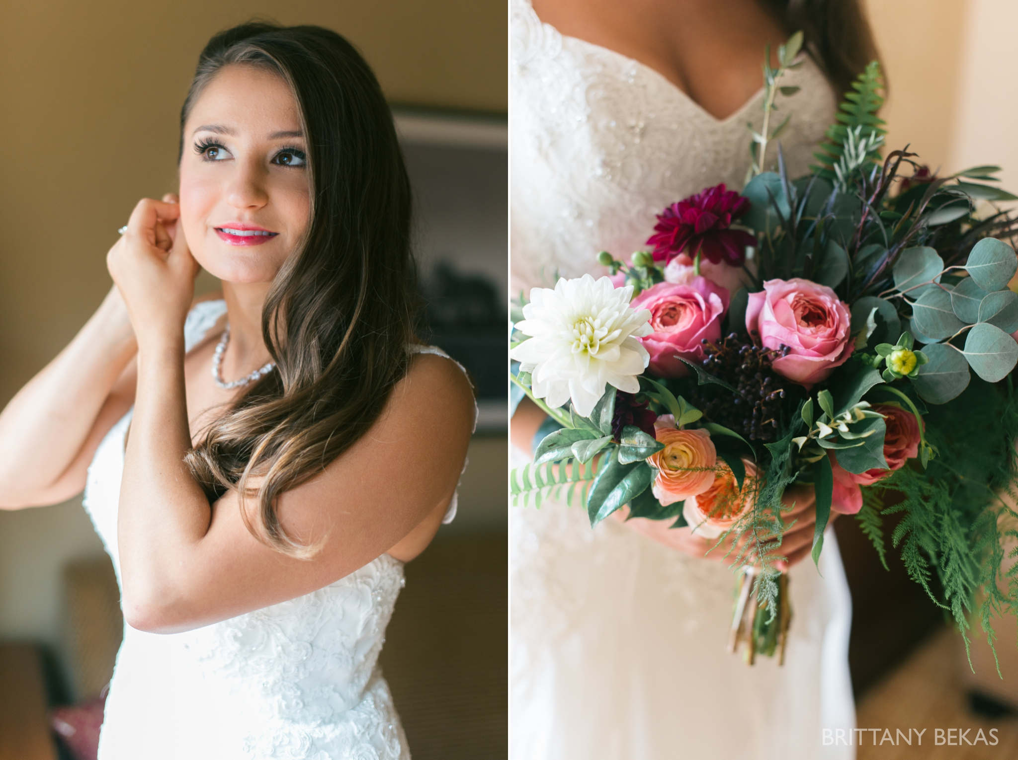 Chicago Wedding Garfield Park Conservatory Wedding Photos - Brittany Bekas Photography_0009