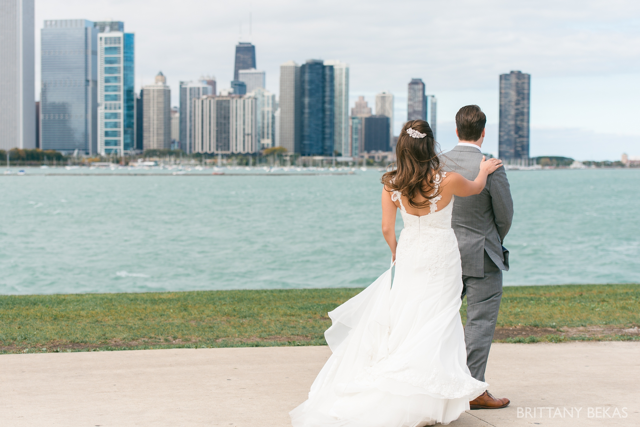 Chicago Wedding Garfield Park Conservatory Wedding Photos - Brittany Bekas Photography_0010