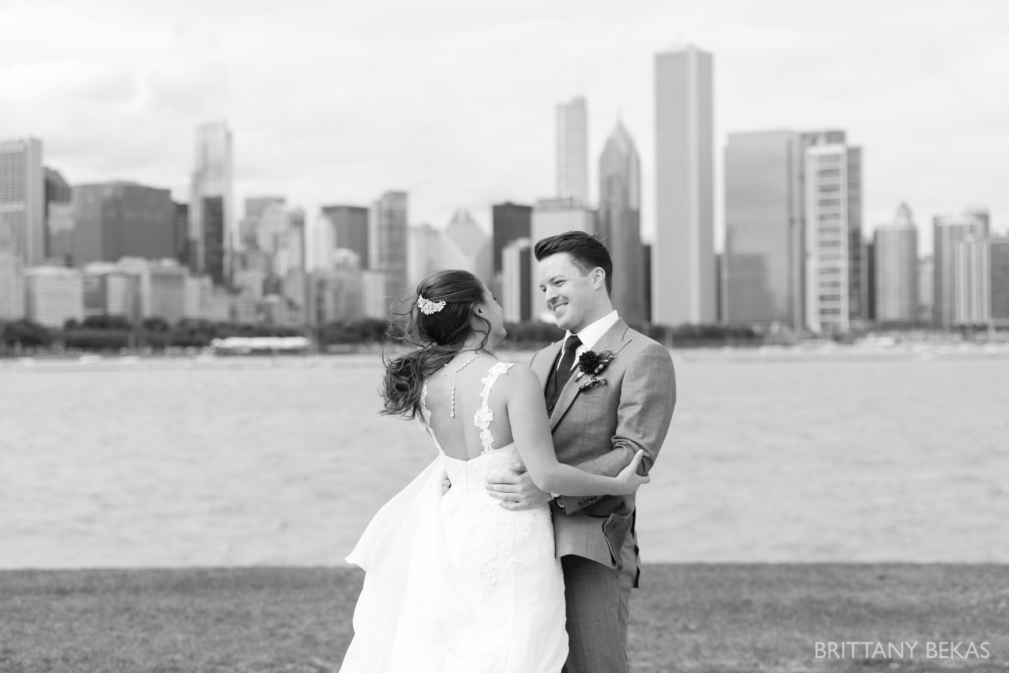 Chicago Wedding Garfield Park Conservatory Wedding Photos - Brittany Bekas Photography_0014