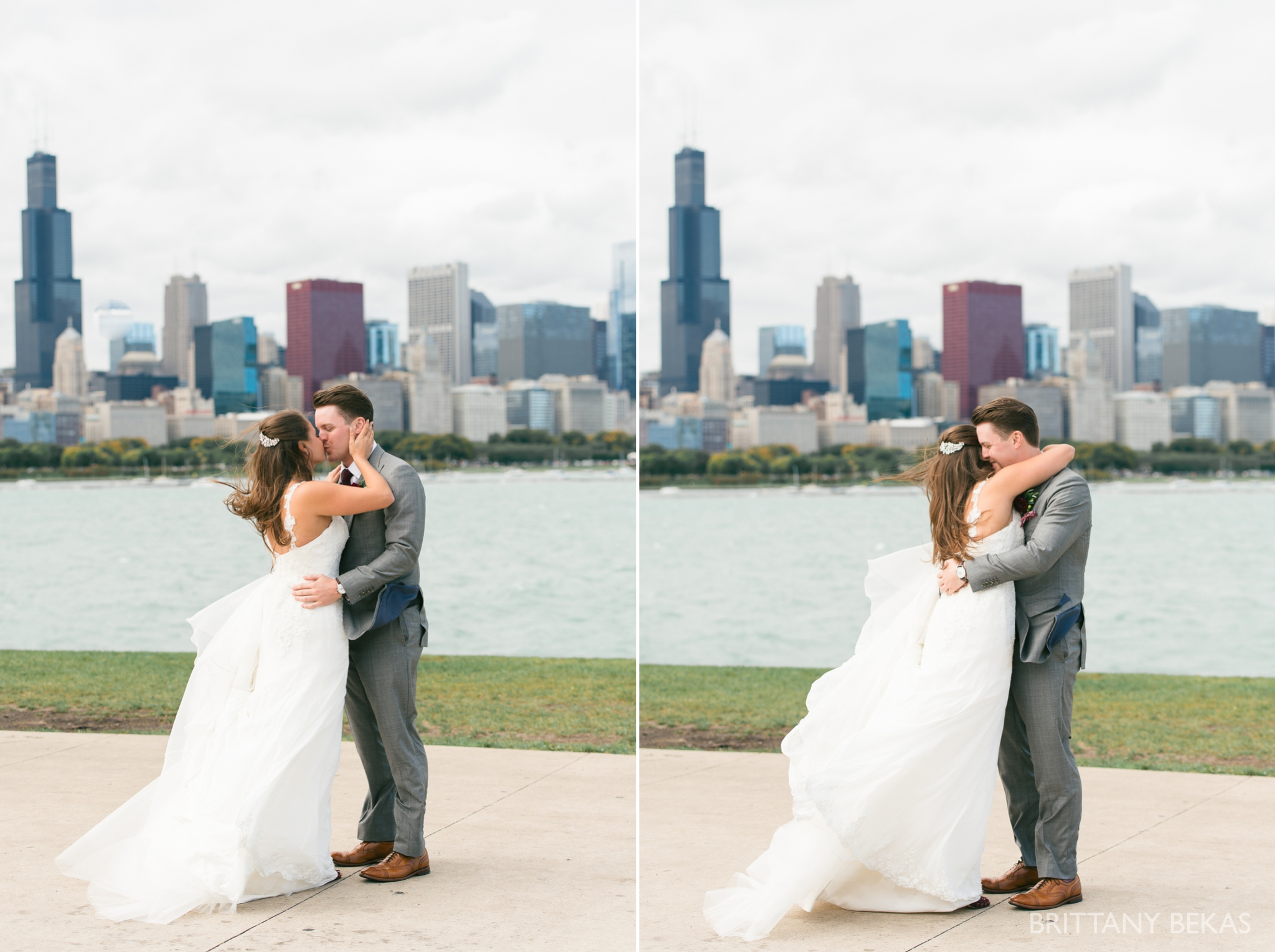 Chicago Wedding Garfield Park Conservatory Wedding Photos - Brittany Bekas Photography_0015