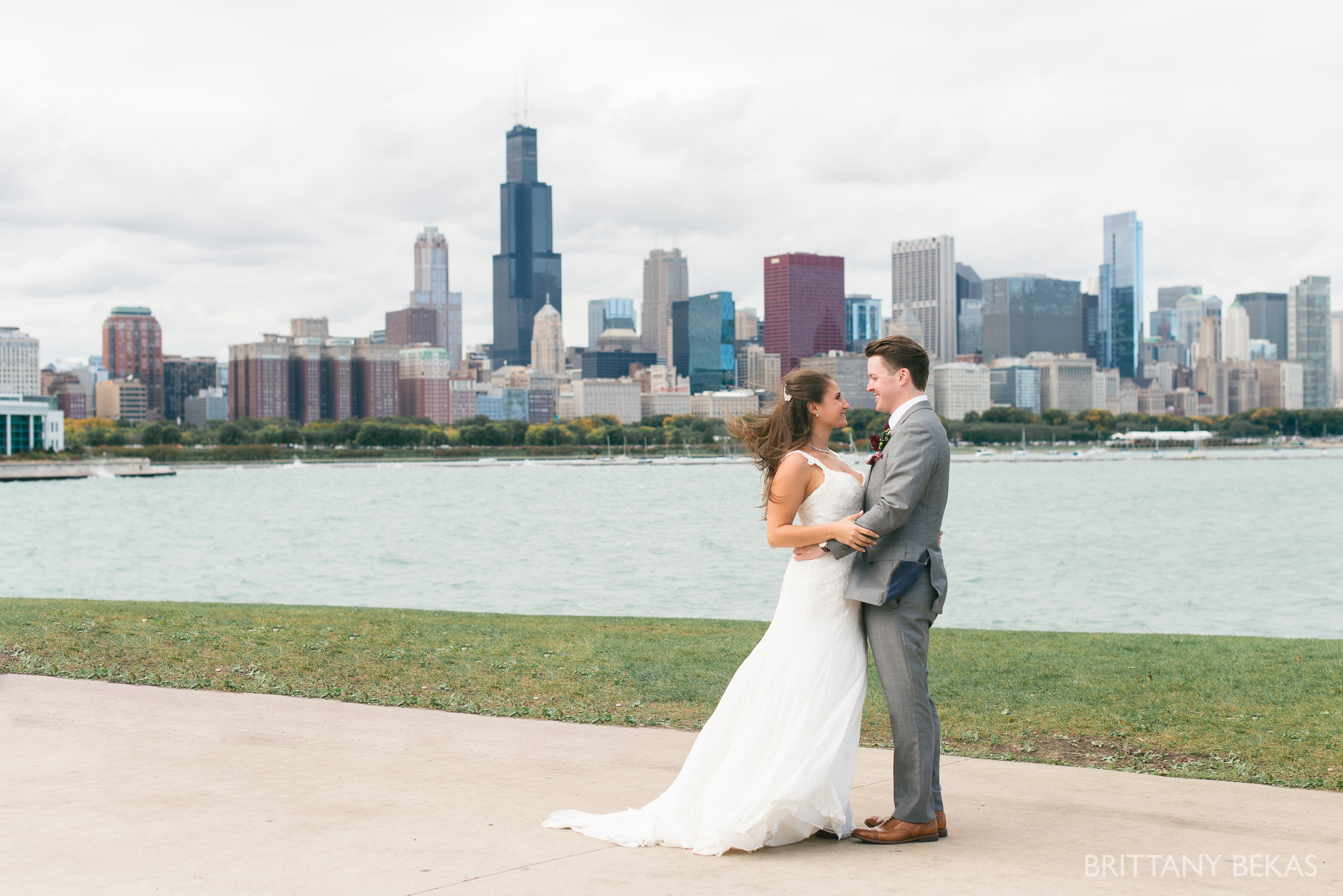 Chicago Wedding Garfield Park Conservatory Wedding Photos - Brittany Bekas Photography_0016