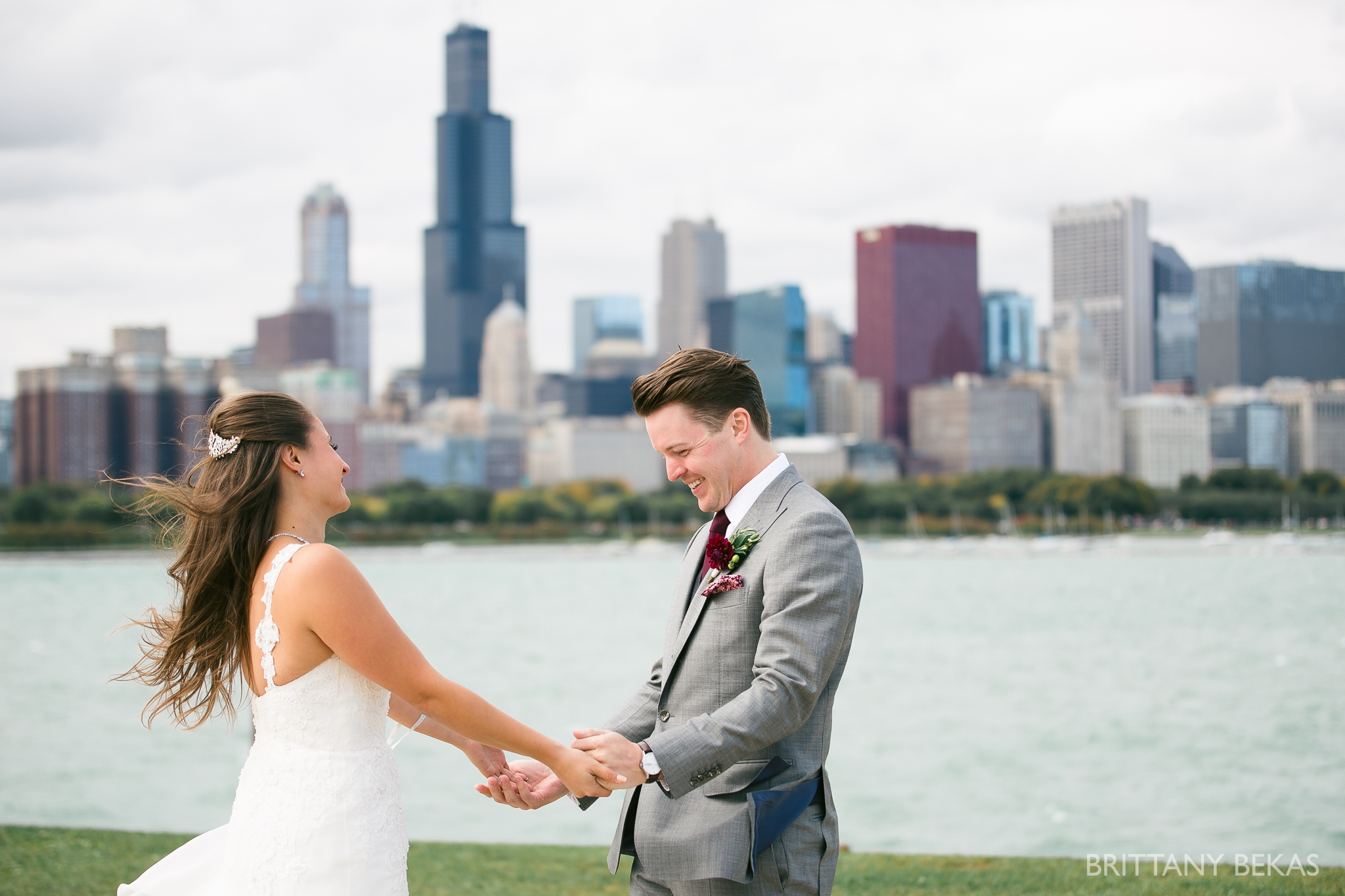 Chicago Wedding Garfield Park Conservatory Wedding Photos - Brittany Bekas Photography_0021
