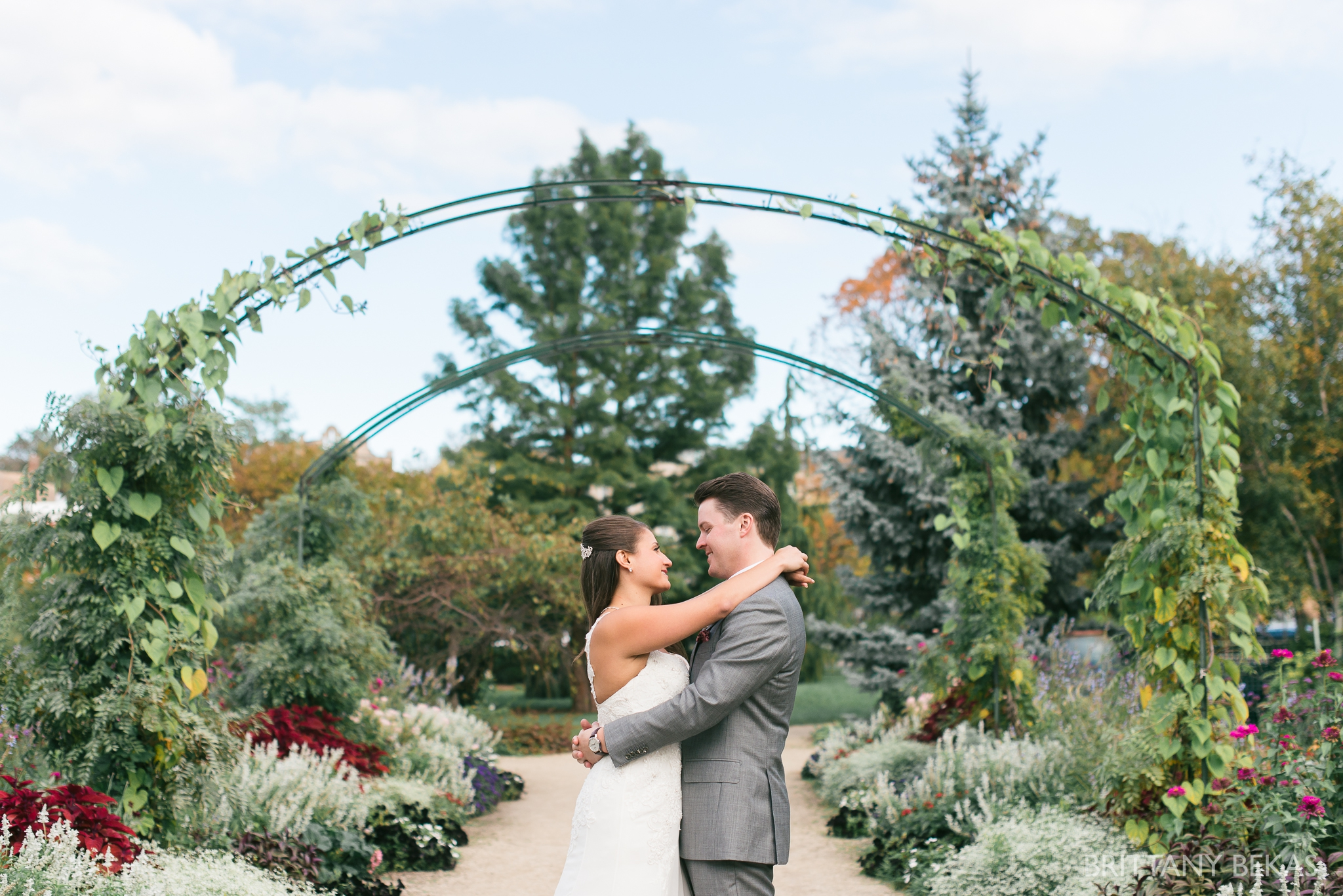 Chicago Wedding Garfield Park Conservatory Wedding Photos - Brittany Bekas Photography_0028
