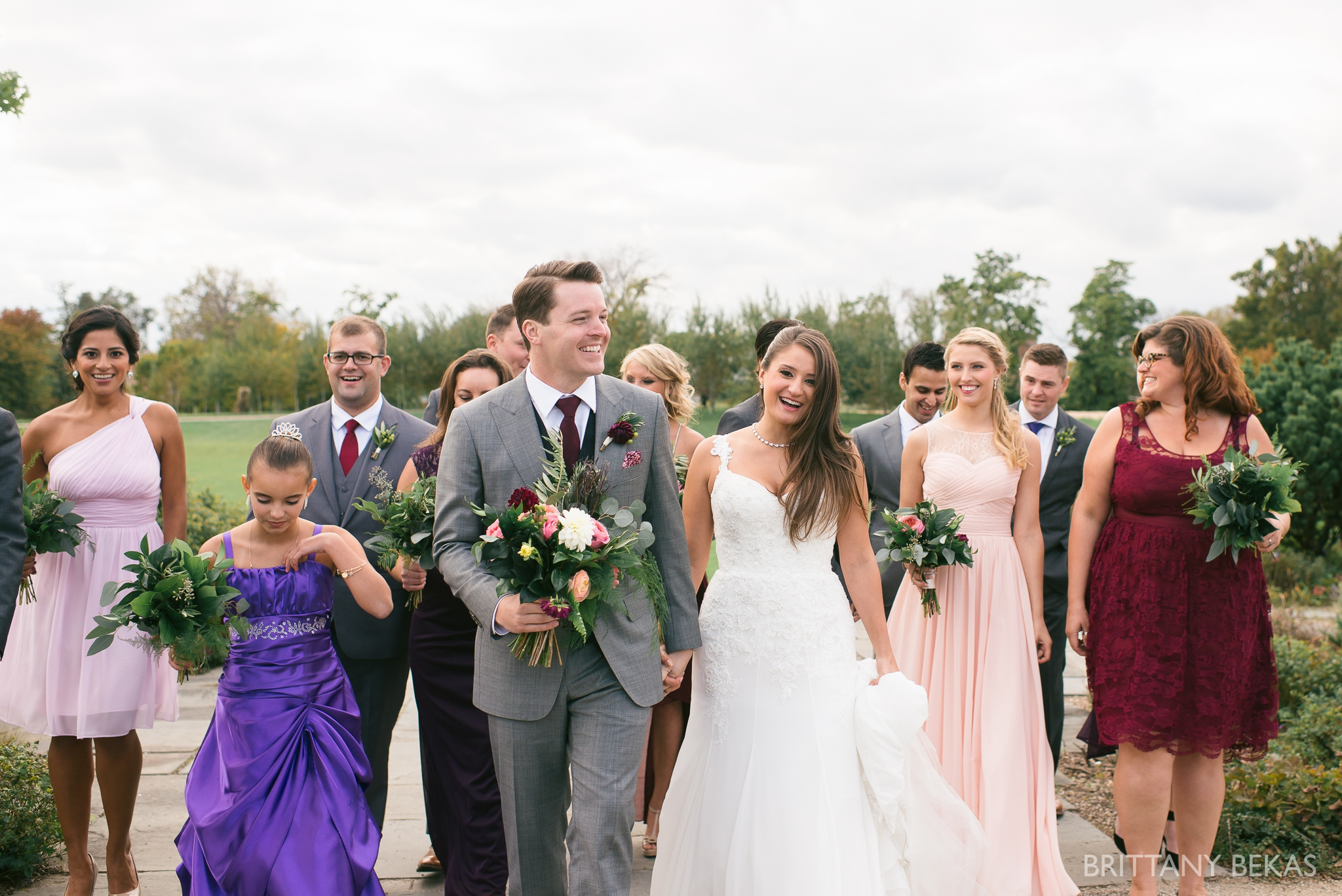 Chicago Wedding Garfield Park Conservatory Wedding Photos - Brittany Bekas Photography_0032