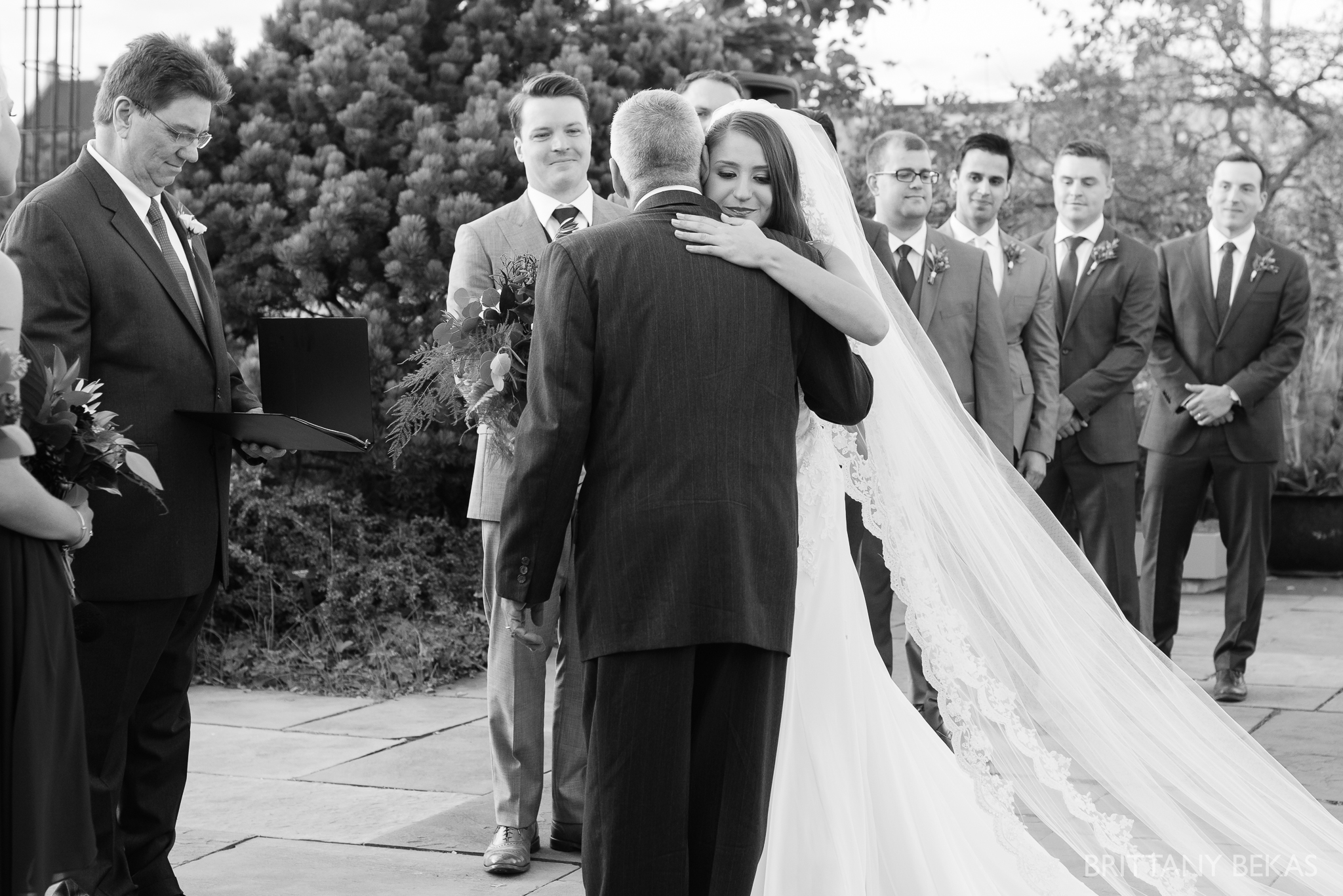 Chicago Wedding Garfield Park Conservatory Wedding Photos - Brittany Bekas Photography_0038