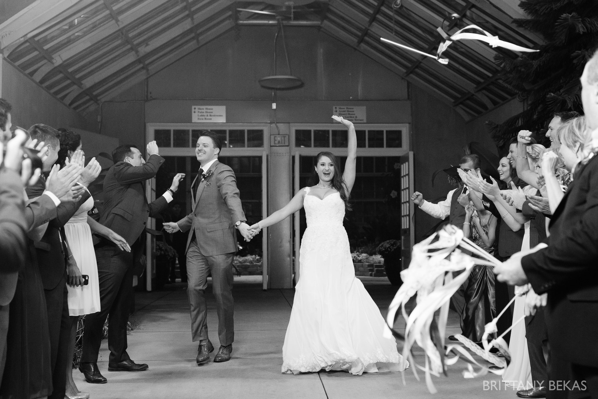 Chicago Wedding Garfield Park Conservatory Wedding Photos - Brittany Bekas Photography_0057