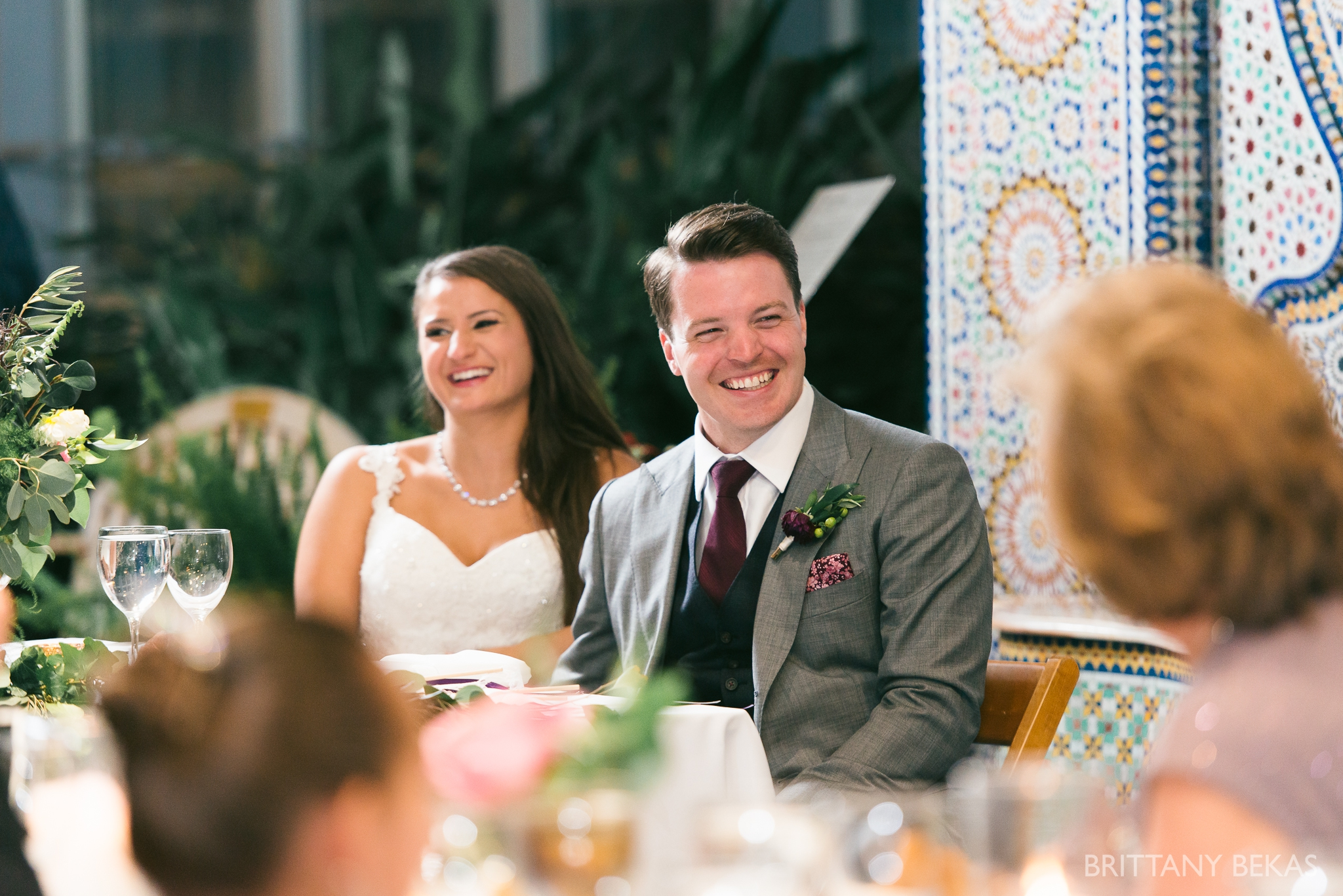 Chicago Wedding Garfield Park Conservatory Wedding Photos - Brittany Bekas Photography_0059