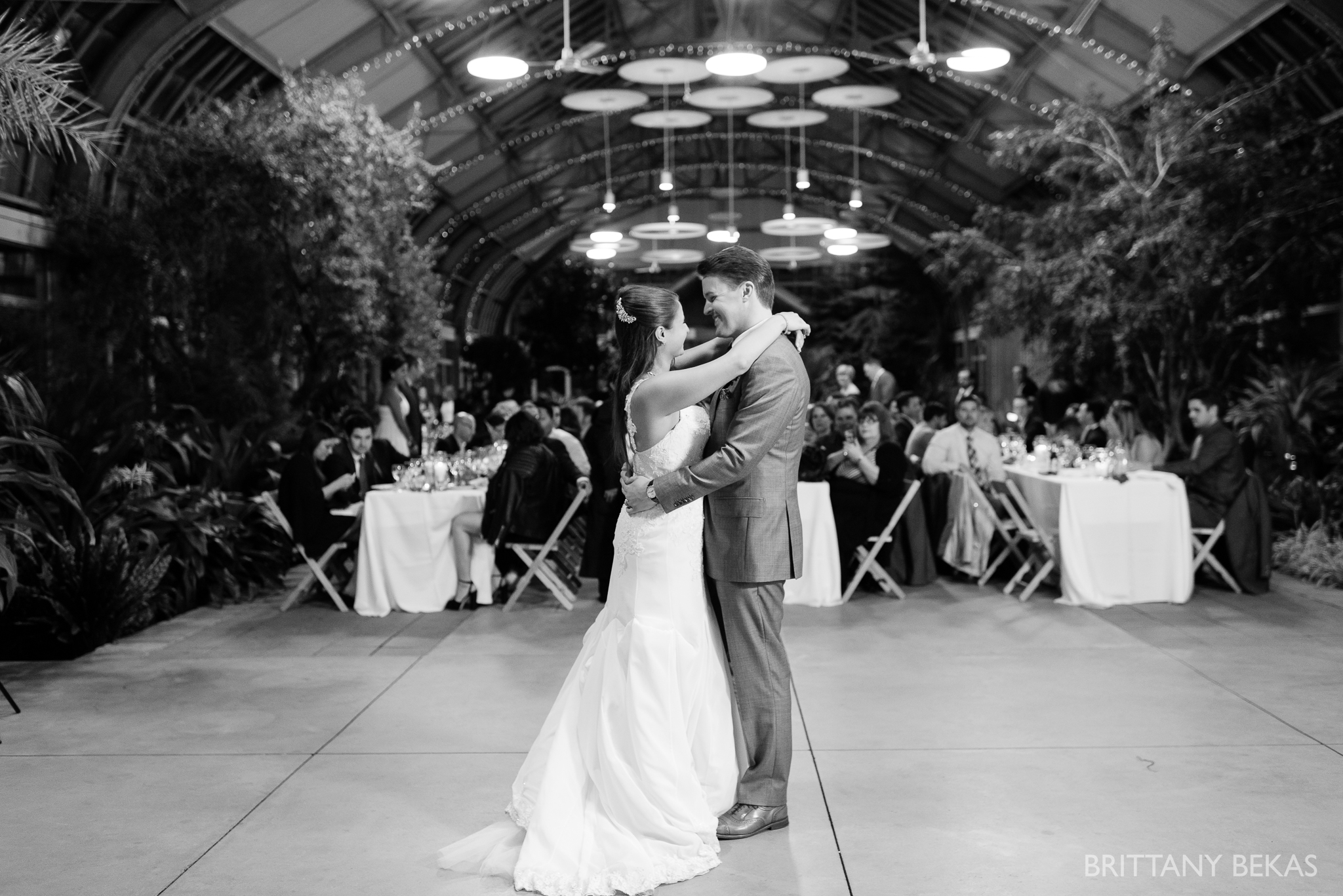 Chicago Wedding Garfield Park Conservatory Wedding Photos - Brittany Bekas Photography_0061