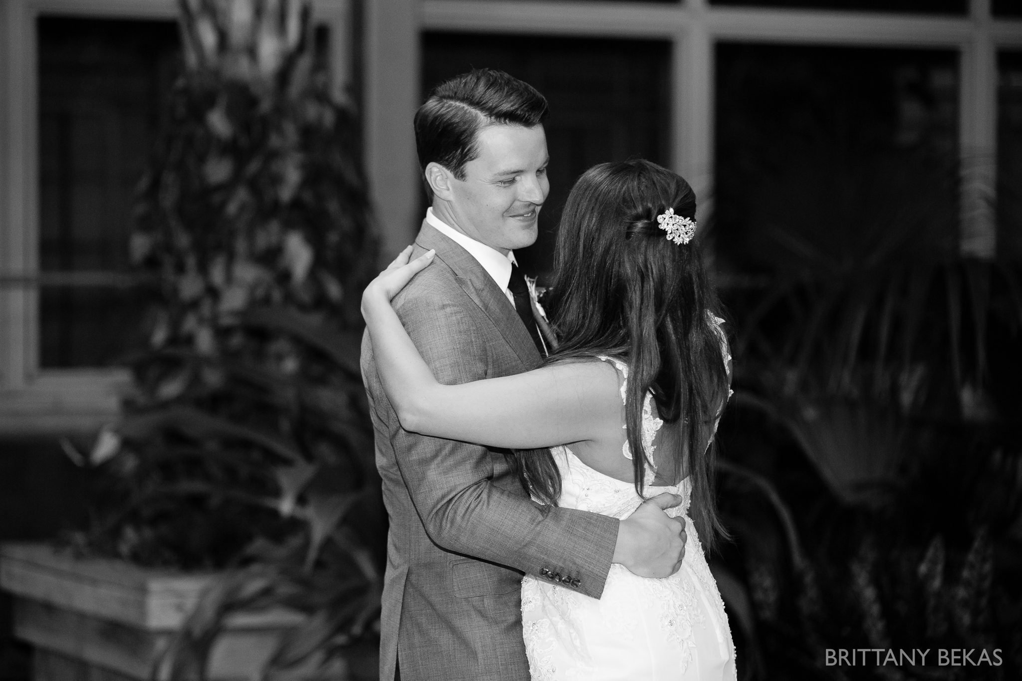Chicago Wedding Garfield Park Conservatory Wedding Photos - Brittany Bekas Photography_0069