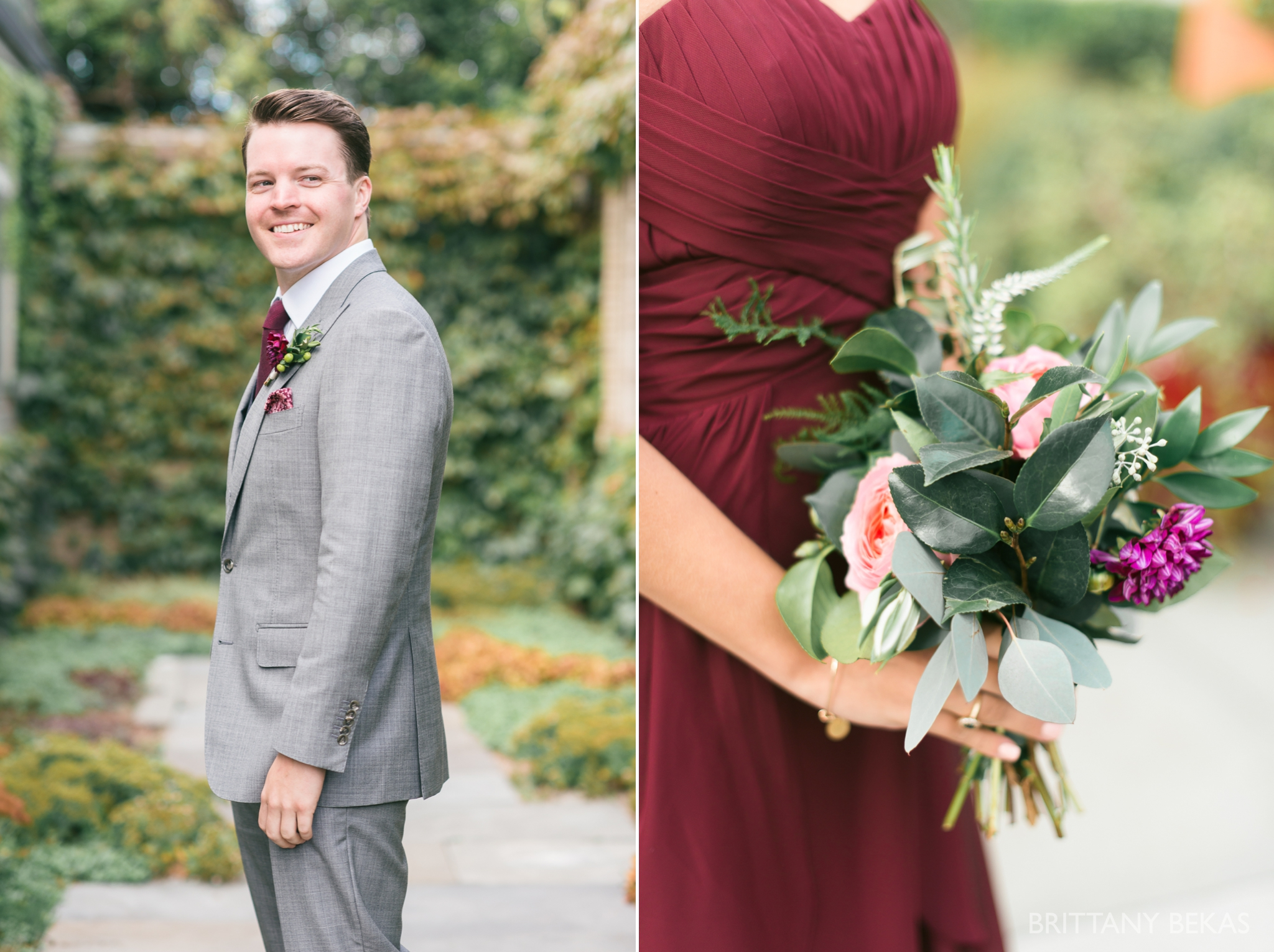 Chicago Wedding Garfield Park Conservatory Wedding Photos - Brittany Bekas Photography_0071